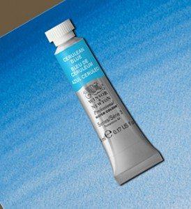 Tinta Aquarela Artists Cerulean Blue #137 S3-5ml