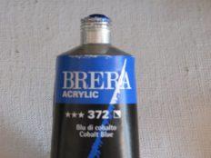 Tinta Acrílica Brera Azul Cobalto #372 – 60ml S3