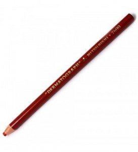 Lápis Dermatográfico Vermelho