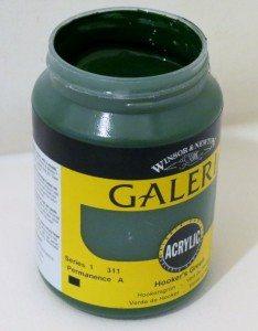 Tinta Acrílica Galeria Hookers Green #311-250ML