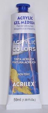 Gel Acrílico Acrilex – 59ml