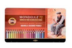 Estojo de Metal Lápis Mondeluz c/72 #3727