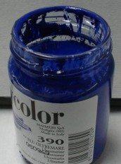 Tinta Acrílica Polycolor Ultramarine Blue #390-140ml