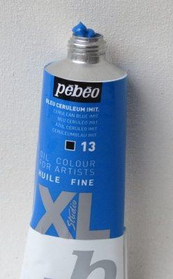 Tinta Óleo Pebeo Cerulean Blue Hue #13-37ml
