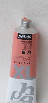 Tinta Óleo Pebeo Bright Pink #27 – 37ml