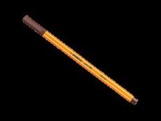 Caneta Stabilo Point 88/45 Marrom Escuro