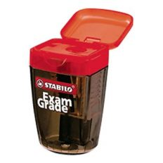 Apontador Plástico Stabilo Exam Grade