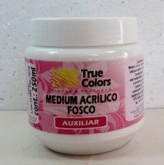 Gel Medium Fosco True Colors – 250 ml