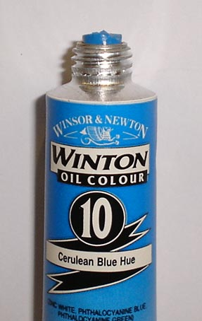 Tinta Óleo Winton Cerulean Blue #10(138) – 200ml