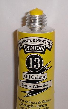 Tinta Óleo Winton Chrome Yellow Hue #13(149) – 200ml