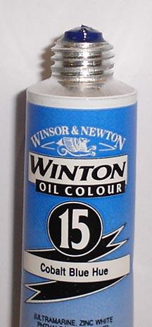Tinta Óleo Winton Cobalt Blue Hue #15(179) – 200ml