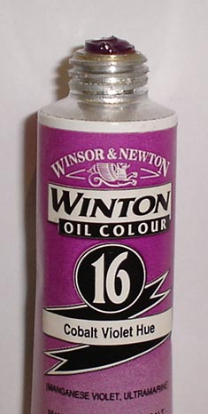 Tinta Óleo Winton Cobalt Violet Hue #16(194) – 200ml