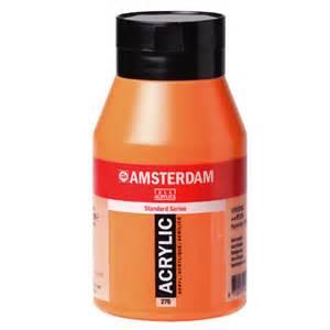 Tinta Acrílica Amsterdam 1000ml