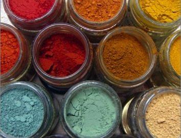 Pigmentos Artísticos