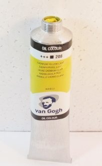 Tinta Óleo Van Gogh Cadmium Yellow Light #208 – 200ml S2