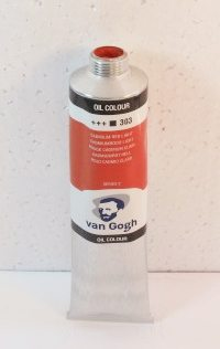 Tinta Óleo Van Gogh Cadmium Red Light #303 – 200ml S2