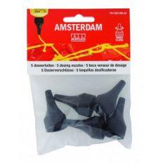 Bicos Dosadores para Tubos Amsterdam (c/5)