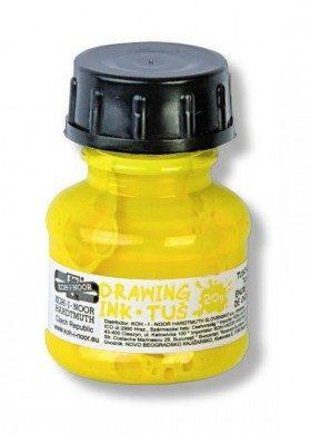 Nanquim Koh-I-Noor Amarelo 20gr #141723