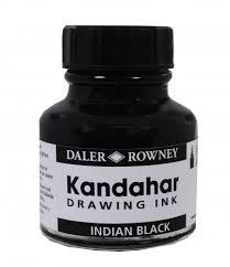 Nanquim Daler Rowey Kandahar 28ml