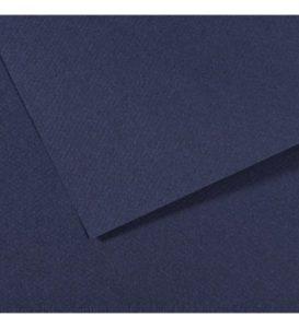 Papel Canson Mitentes #140 Indigo Blue 50×65 – Folha Avulsa