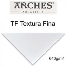 Papel Arches 56×76 640gr CP 100% algodão  – Folha Avulsa