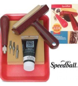 Kit de Xilogravura Speedball #3471