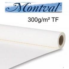 Papel em Rolo Canson Montval 300gr CP 1,52x10m