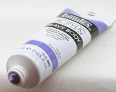 Tinta Acrílica Liquitex Brilliant Purple #590 – 59ml S1