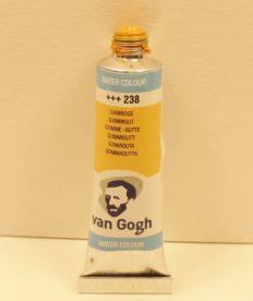 Tinta Aquarela Van Gogh Gamboge  #238 – 10ml