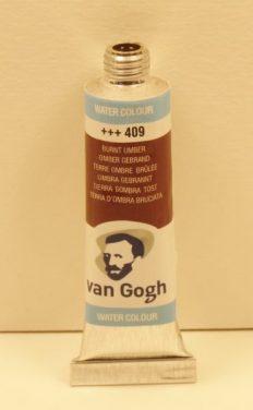 Tinta Aquarela Van Gogh Burnt Umber #409 -10ml