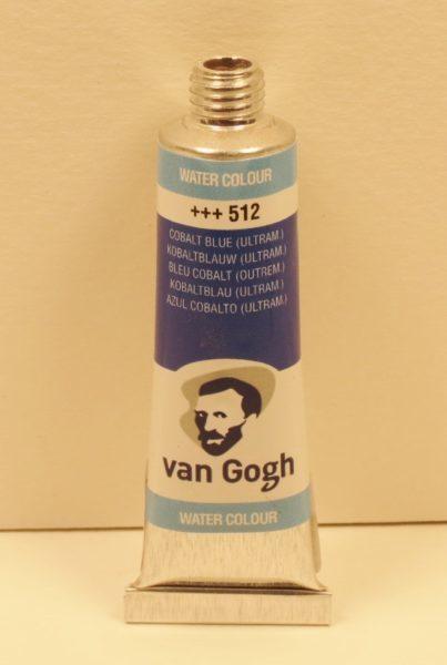 Tinta Aquarela Van Gogh Cobalt Blue #512 – 10ml