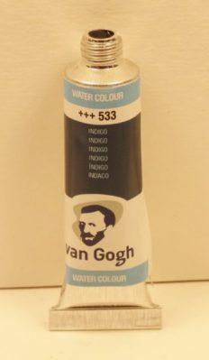 Tinta Aquarela Van Gogh Indigo #533 – 10ml