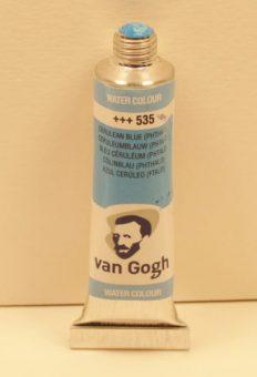 Tinta Aquarela Van Gogh Cerulean Blue #535 – 10ml