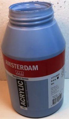 Tinta Amsterdam Acrylic Greyish Blue #562 – 1000ml