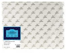 Papel Canson Heritage 56x76cm – 300gr/m2 Rough 100%Alg