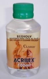 Diluente Ecosolv Acrilex – 100ml