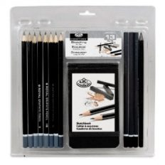 Royal Langnickel Sketching Art Set #ART2712 C/25