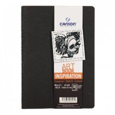 Bloco Desenho Canson Inspiration A5 – 96gr – 30fls (c/2)